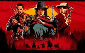 Picture Online, Rockstar Games, Red Dead, Red Dead Online, Rockstar Studios