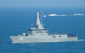 Picture Singapore, frigate, sovereigehty