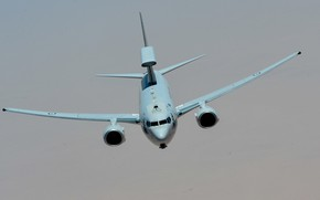 Picture AWACS, Royal Australian air force, Boeing 737 AEW&C, E-7A