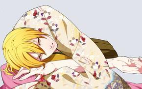 Picture anime, art, Kuroko's Basketball, Kuroko from the Baske, Kise Ryouta