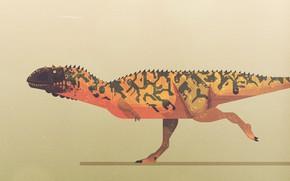 Picture Minimalism, Style, Dinosaur, Art, Style, Minimalism, Dinosaurs, Giants, The Jurassic period, Atlas of the dinosaurs, …