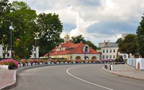Picture Grodno, Belarus, ariarskyi complex