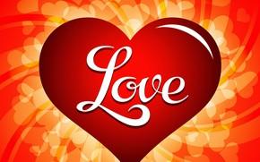 Picture love, heart, love, Valentine's Day