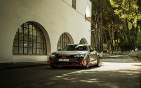 Picture Audi, the building, coupe, 2020, RS e-Tron GT Prototype