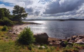 Picture coast, Norway, Norway, Som, Hasla