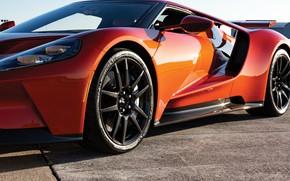 Picture Ford, supercar, Ford GT, 2017, H063, Beryllium Orange