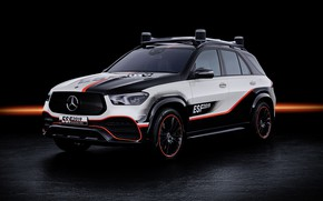 Picture Concept, Mercedes-Benz, GLE, ESF, 2019