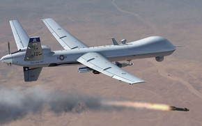 Picture USA, US Army, drone, MQ-9 Reaper, reconnaissance and strike UAVs, Auletta