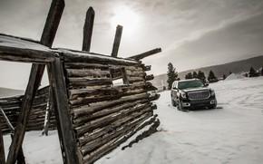 Picture ruins, 2018, GMC, SUV, Denali, Yukon