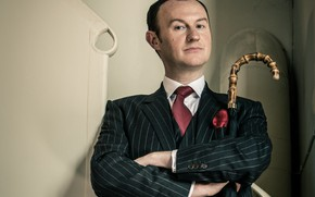 Picture ladder, Sherlock, Sherlock, Mark Gatiss, Mycroft Holmes, Sherlock BBC, Sherlock (TV series)