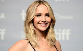 Picture look, pose, smile, makeup, actress, hairstyle, photoshoot, model, hair, look, model, pose, actress, Jennifer Lawrence, …