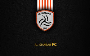 Picture wallpaper, sport, logo, football, Al-Shabab