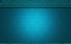 Picture pattern, texture, ornament, turquoise, vintage