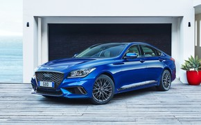 Picture Genesis, G80, Ultima Sport Design