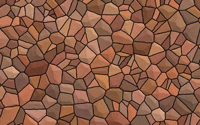Picture stones, background, texture