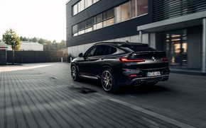 Picture machine, BMW, lights, crossover, AC Schnitzer, BMW X4, G02