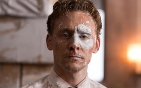 Picture paint, actor, Skyscraper, Tom Hiddleston, the movie 2016, movie 2016, Tom Chelston, High-Rise