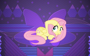 Picture background, fright, pony, My Little Pony