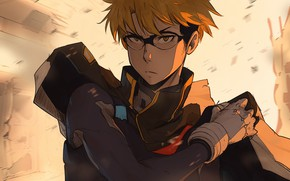 Picture guy, Goro, Darling In The Frankxx, Cute in France