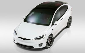 Picture Tesla, Model X, Novitec, 2017