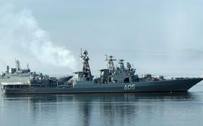 Picture project 1155, Admiral Levchenko, BoD