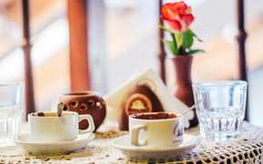 Picture chocolate, Cup, cafe, Lviv chocolate shop, Molochniy chocolate, bet, warm chocolate