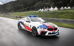 Picture MotoGP, Safety Car, BMW M8, F92