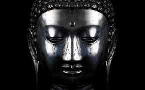 Picture head, buddha, Buddha Amitabha, Buddha statue