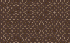 Picture patterns, brown, brown, patterns, Louis Vuitton, fon, louis vuitton, Louis Vuitton
