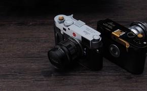 Picture design, pair, lens, Cameras