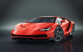 Picture Red, Auto, Lamborghini, Machine, Red, Car, Art, Render, Design, Supercar, Supercar, Sports car, Sportcar, Lamborghini …