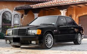 Picture Mercedes - Benz, W201, 190E, Renntech