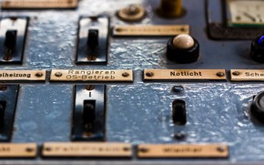 Picture macro, background, Control Panel