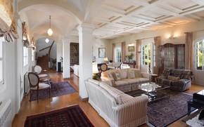 Picture Villa, interior, living room, Greece, Harmony, Corfu