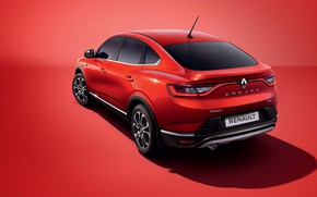Picture Renault, rear view, crossover, 2019, Back