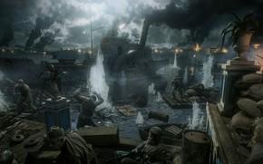 Picture war, soldiers, Stalingrad, Stalingrad, Yura Gvozdenko