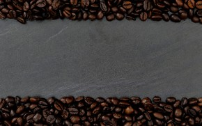 Picture background, coffee, coffee beans, Texture