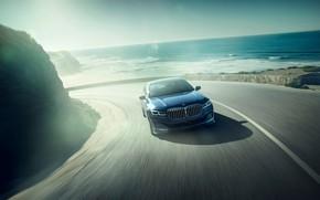 Picture coast, BMW, 7-Series, Alpina, 2020, Alpina B7