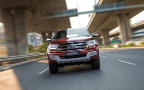 Picture Ford, interchange, Everest, Limited, 4WD, 2015
