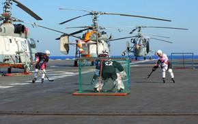 Picture sailors, Admiral Kuznetsov, the game, avinotec