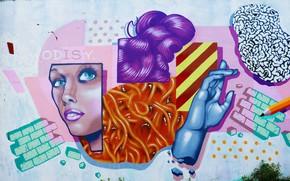 Picture City, Art, Graffiti, Сreative