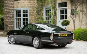 Picture coupe, drives, Jaguar XKR, 2014, V8, two-door, David Brown Automotive, Speedback GT