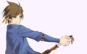 Picture anime, art, Hand, guy, Tales Of Zestiria