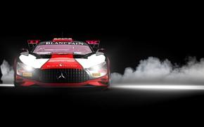 Picture Mercedes-Benz, Auto, Machine, Mercedes Benz, AMG, Rendering, Concept Art, Sports car, Gran Turismo, Transport & …