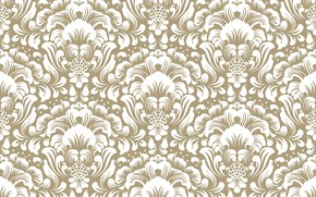 Picture flowers, background, pattern, ornament, vintage, background, seamless