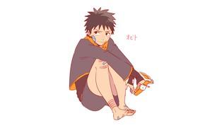 Picture Naruto, Naruto, Upholstered Uchiha
