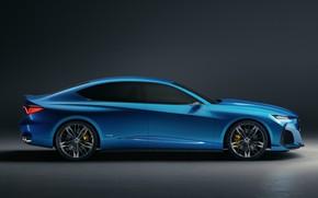 Picture car, Type S, luxury, Acura, Acura Type S