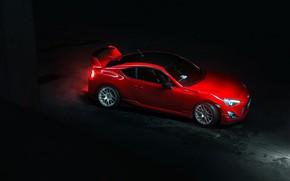 Picture Red, Auto, Machine, Toyota, Toyota GT86, Transport & Vehicles, NISMAN FS, by NISMAN FS