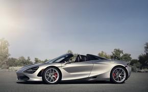 Picture McLaren, supercar, Spider, 720S, 2019