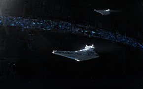 Picture Space, Star Wars, Empire, Space, Spaceships, Spaceship, Star Destroyer, Fiction, The Death Star, Science Fiction, …